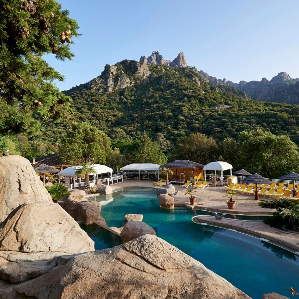 Location camping Île Rousse les Oliviers