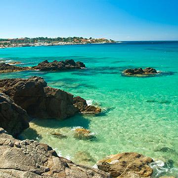 Locations Corse de luxe